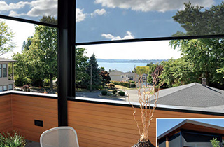 Phantom Retractable Screens | A-American Sliding Door Windows and Screens | San Lius Obispo | (805) 772-7287